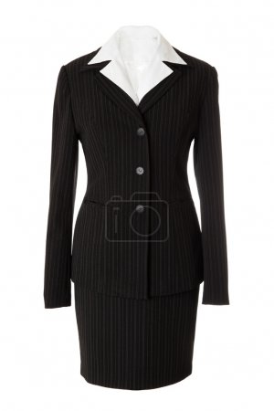 Female business suit #1 | Isolated