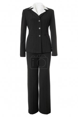 Female business suit #2 | Isolated