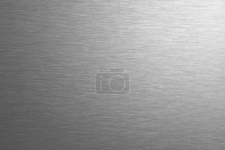 Closeup detailed stainless steel background textur...