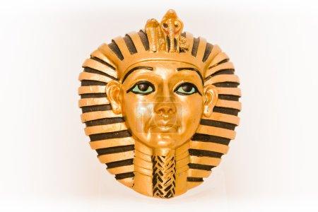 King Tut Ankh Amun's death mask...