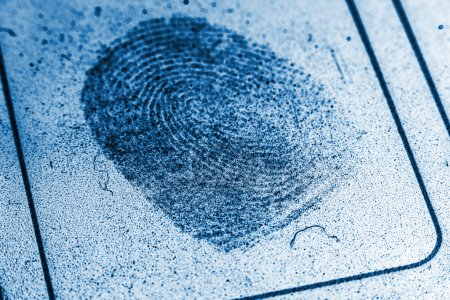 Dusty Fingerprint Record