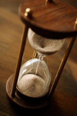 Photo pour Time concept, point AF sélectif, spécial photo tonique f / x - image libre de droit