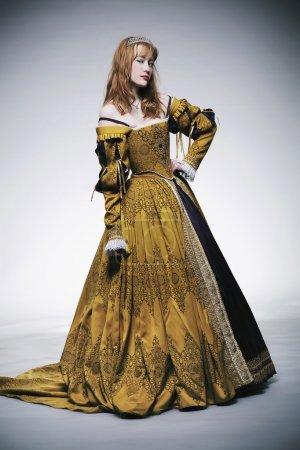 Foto de Dama de época medieval - Imagen libre de derechos