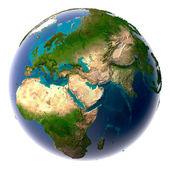 Reális bolygó Föld természetes víz