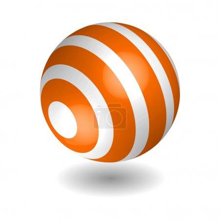 Illustration for Logo - Royalty Free Image