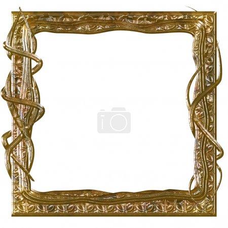 Photo pour Cadre photo pour web ou papier peint sur le bureau - image libre de droit