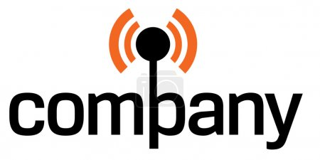 Wireless technology logo