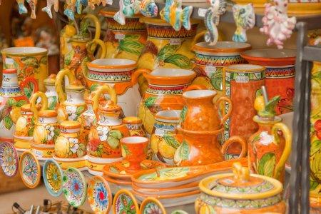 Ceramics Close-Up
