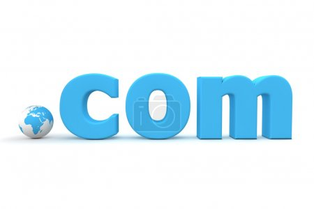 Top-Level Domain - World Dot Com