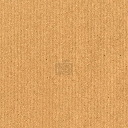 Photo for Blank sheet of brown paper useful as a background - Royalty Free Image