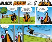 Black Ducks Comic Strip episode 45