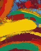 """Постер, картина, фотообои """"фон абстрактной живописи"""""""