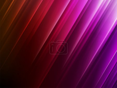 Illustration for Abstract background with colorful shining - Royalty Free Image