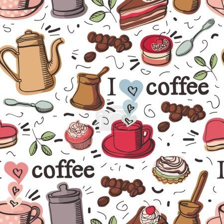 I love coffee...