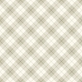 Seamless background of diagonal plaid pattern vector illustration