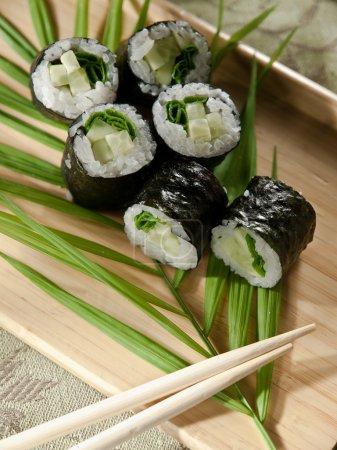 Japan menu