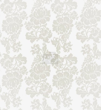 Seamless ornament floral