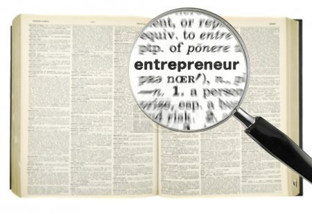 Searching for ENTREPRENEUR