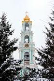 Bell tower. Lavra. Sergiev Posad. Russia