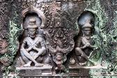 Bas-relief In preah khan