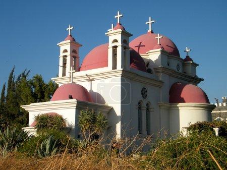 Kapernaum Greek Orthodox Church 2010