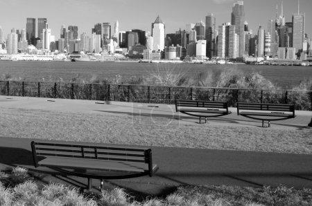 Capture new york cityscape skyline, usa