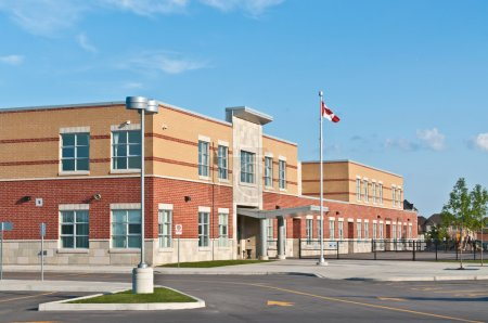New Canadian Elementary School Building