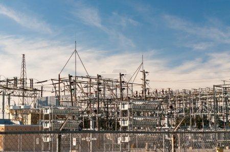 Transformer Station - Electrical Substation