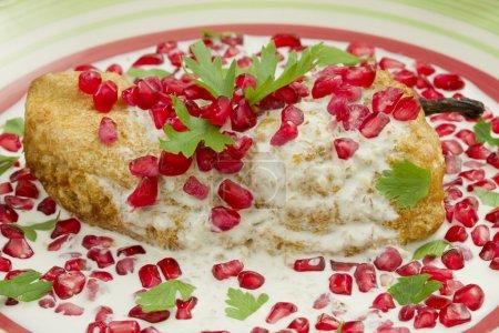 Chile Nogada Mexican Dish