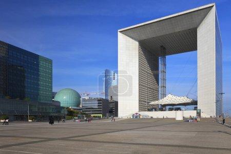 Grand Arch de La Defense, Paris