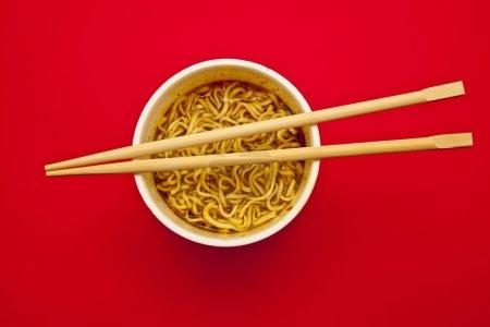 Noodles Cup & Chopsticks