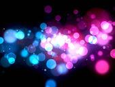 Multi barevné světlo burst