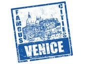 Venice stamp