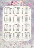 Kalendář 2011