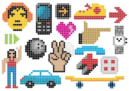 Pixel Graphics