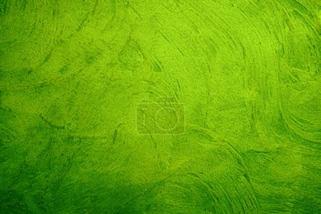 Photo for Great background made with a texture of a green wall - Royalty Free Image