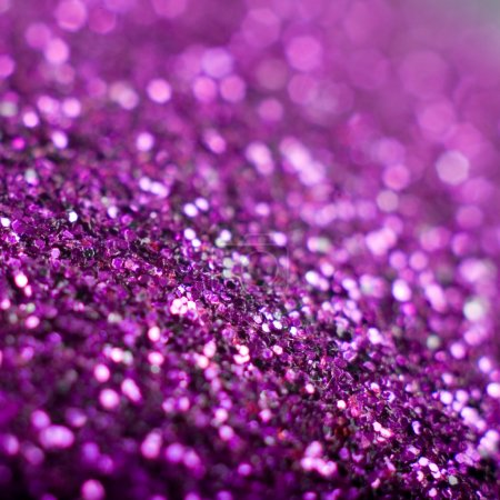 Photo for Christmas background.Purple abstract texture - Royalty Free Image