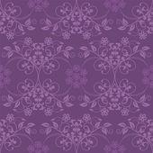Beautiful seamless purple wallpaper