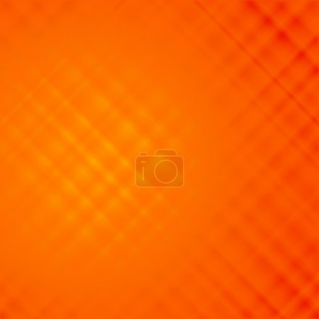 Illustration for Abstract orange background. Texture - Royalty Free Image