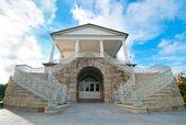 Staromódní schodiště