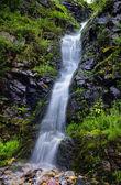 Wasserfall in Schweden
