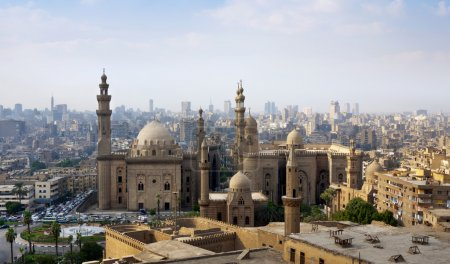 Cairo skyline, Egypt...