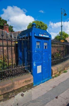 Photo pour Zone de police de Glasgow - image libre de droit