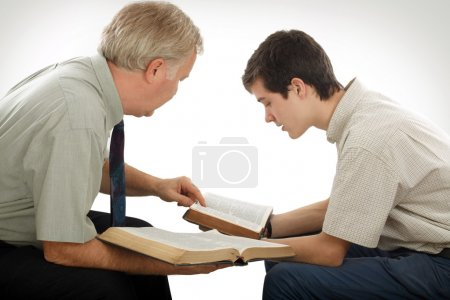 Studying the Word of God
