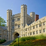 Blair Hall of Princeton University, New Jersey...