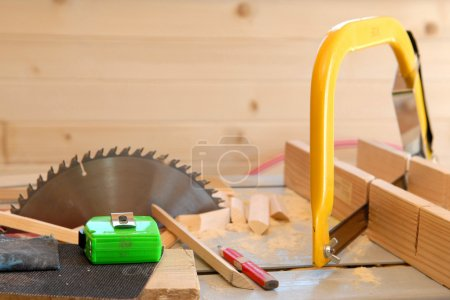Photo for Woodwork - Royalty Free Image