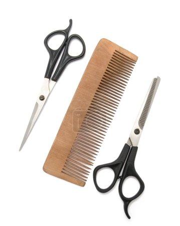 Clipper and comb