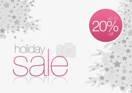 Holiday Sale Card 20% off