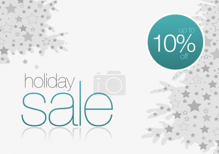 Holiday Sale Card 10% off
