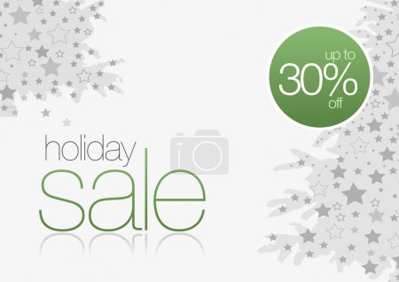 Holiday Sale Card 30% off